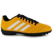adidas Goletto Mens Astro Turf Trainers (Solar Gold-White)