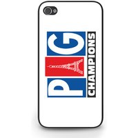 PSG Champions iPhone 5c Cover (White)