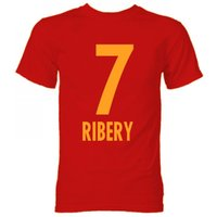 Franck Ribery Bayern Munich Hero T-Shirt (Red)