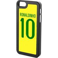Ronaldinho Brazil iPhone 5 Cover (Yellow)