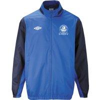 2012-13 Sea Mills FC Rainjacket (Blue)