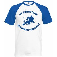 2013 St Johnstone European Tour T-Shirt