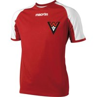2012-13 Whitletts Victoria Training Shirt (Red)