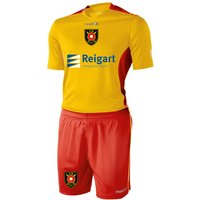2013-14 Albion Rovers Home Shirt (with free shorts) - Kids