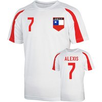 Chile Sports Training Jersey (alexis 7) - Kids