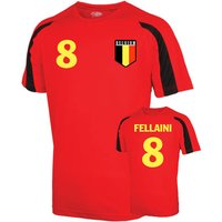 Belgium Sports Training Jersey (fellaini 8) - Kids