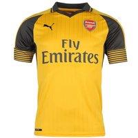 2016-2017 Arsenal Puma Away Football Shirt
