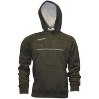2014-2015 Aston Villa Cotton Full Zip Hoody (Grey)