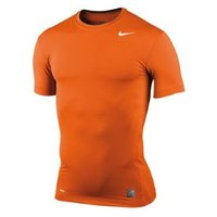 Nike Pro Core Baselayer Tee (orange)