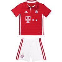 2016-2017 Bayern Munich Adidas Home Little Boys Mini Kit
