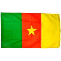 Cameroon World Cup Flag