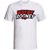Wayne Rooney Comic Book T-shirt (white) - Kids