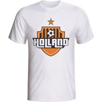 Holland Country Logo T-shirt (white)
