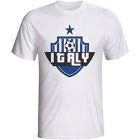 Italy Country Logo T-shirt (white)