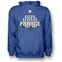 France Country Logo Hoody (black)