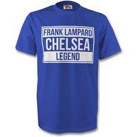 Frank Lampard Chelsea Legend Tee (blue) - Kids