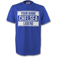 Your Name Chelsea Legend Tee (blue)