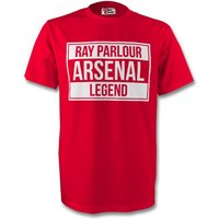 Ray Parlour Arsenal Legend Tee (red) - Kids