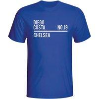 Diego Costa Chelsea Squad T-shirt (blue) - Kids