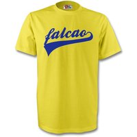 Radamel Falcao Colombia Signature Tee (yellow) - Kids