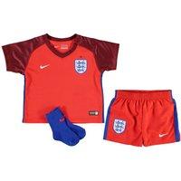 2016-2017 England Away Nike Baby Kit