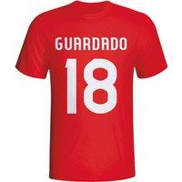 Andres Guardado Psv Hero T-shirt (red) - Kids