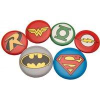DC Comics Button Badge Set