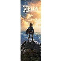 The Legend Of Zelda Door Poster 305