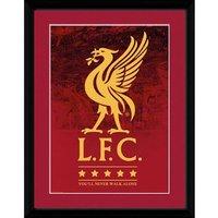 Liverpool F.C. Picture YNWA 16 x 12