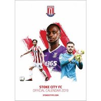 Stoke City F.C. Calendar 2019