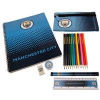 Manchester City F.C. Ultimate Stationery Set FD