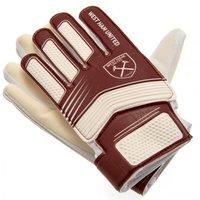 West Ham United F.C. Goalkeeper Gloves Yths