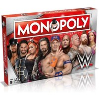 WWE Edition Monopoly