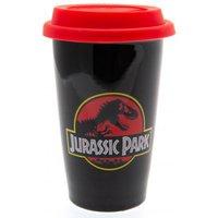 Jurassic Park Ceramic Travel Mug