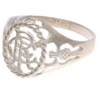 Rangers F.C. Sterling Silver Ring Large