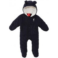 Liverpool F.C. Quilted Snowsuit 3/6 mths