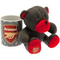Arsenal F.C. Mug & Bear Set