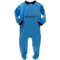 Manchester City F.C. Sleepsuit 9/12 mths NV