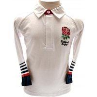 England R.F.U. Rugby Shirt 9-12 mths ST