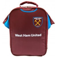 West Ham United F.C. Kit Lunch Bag