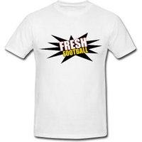 Fresh Football T-Shirt (White)