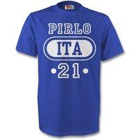 Robert Baggio Italy Ita T-shirt (blue)