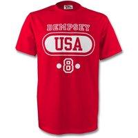 Clint Dempsey United States Usa T-shirt (red) - Kids