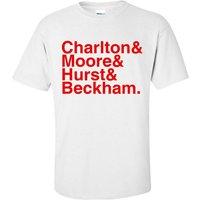 England Football Legends T-shirt (white)