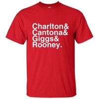 Man Utd Football Legends T-shirt (red)