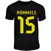 Mats Hummels Dortmund Away Hero T-shirt (black)