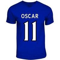Oscar Chelsea Hero T-shirt (royal Blue)