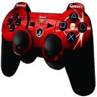 Official Arsenal PS3 Controller Skin