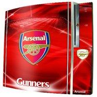 Official Arsenal Playstation 3 (PS3) Skin