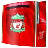 Official Liverpool Playstation 3 (PS3) Skin